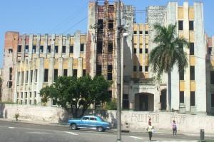 Hospital-ruina