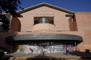 Teatro de Madrid en mayo de 2014