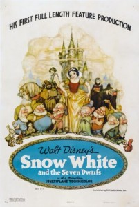 Blancanieves Disney